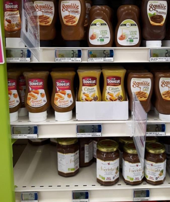 Carrefour : les détails du projet Top