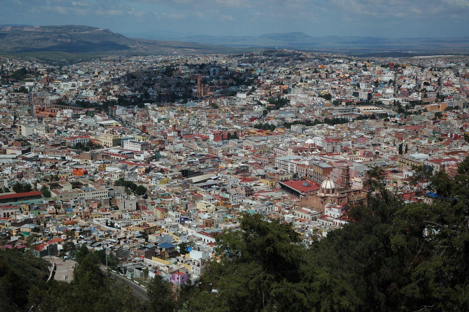 Zacatecas (Mexique) est désignée capitale américaine de la culture 2021.