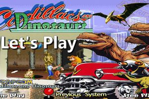 Let's Play - Arcade - Cadillacs and Dinosaurs  ( Jeu complet )
