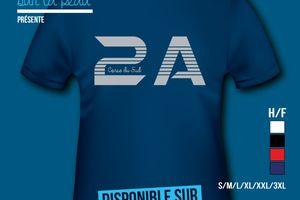 T-shirt France - Corse - Corse du Sud - 2A.