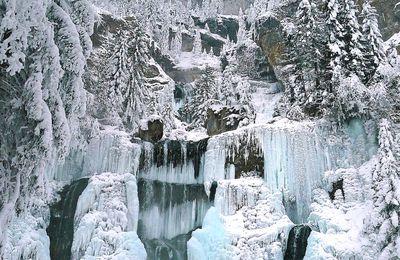 Le palais de glace du Guiers Vif