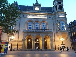 Lussemburgo-Matera, diplomazia e mercati