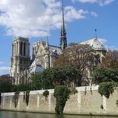 Cathédrale Notre-Dame de Paris - France - LANKAART