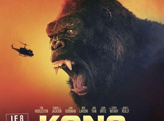 Critique de Kong: Skull Island de Jordan Vogt-Roberts