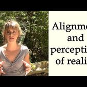 Being in alignment and adjusting our perception of reality - Gabrielle Isis