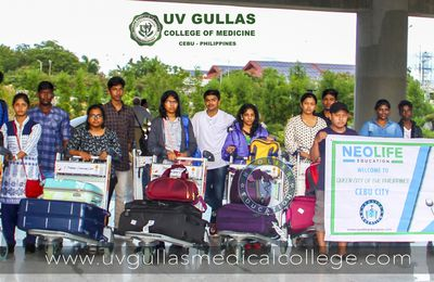 UV Gullas College of medicine claims top position amongst Indian students looking for MBBS in the Philippines