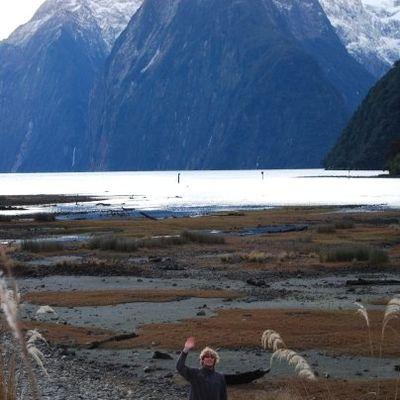 Bertrand en Nouvelle Zélande (suite)