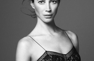 Interview beauté vanity Star: CHRISTY TURLINGTON, Marie Claire mai 2014