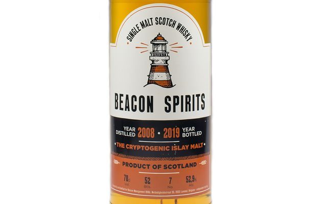 Beacon Spirits - Cryptogenic Islay