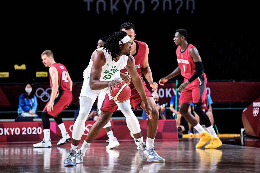 Jeux Olympiques : Malgré un énorme Jordan Nwora (33 points), le Nigéria sombre dans un naufrage collectif face à l'Allemagne