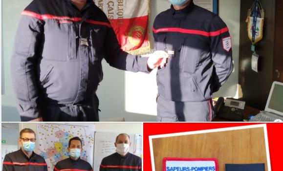 Pompiers : un nouvel adjoint au chef de centre de Vierzon