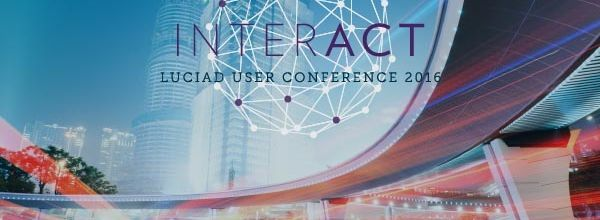 Luciad announces impressive speaker line-up for its INTERACT User Conference
