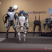 La Super évolution des Robots de Boston Dynamics en 10 minutes videos - OOKAWA Corp.