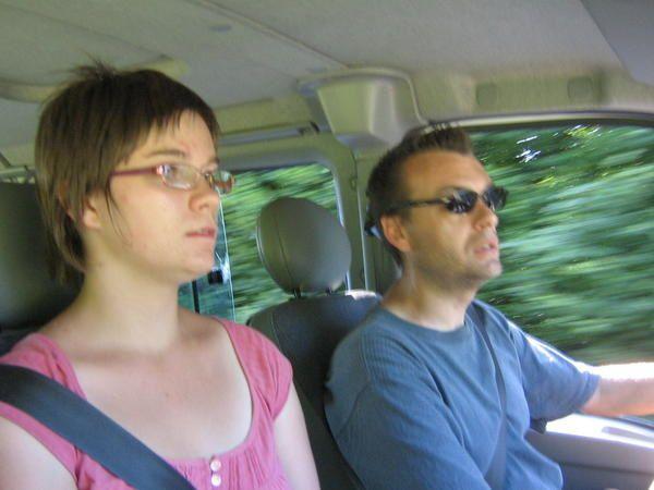 Juillet 2008, séjour de découverte de la spéléologie à Lisle-En-Rigault