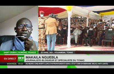 """Tchad: """"Il est temps que la communauté internationale se réveille pour condamner la junte militaire"""""""