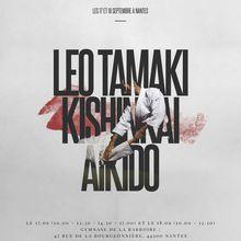Léo Tamaki à Nantes, 17 et 18 septembre