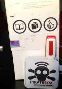 Piratebox : bilan d'étape | @scoopit via @Nebru...