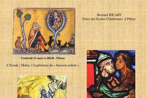 Dernière soirée de Carême, demain vendredi 5 avril de 20h30 à 21h30 à l'église