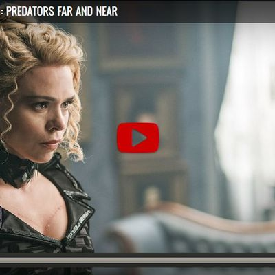 Penny Dreadful Season 3 Episode 2 Predators Far and Near