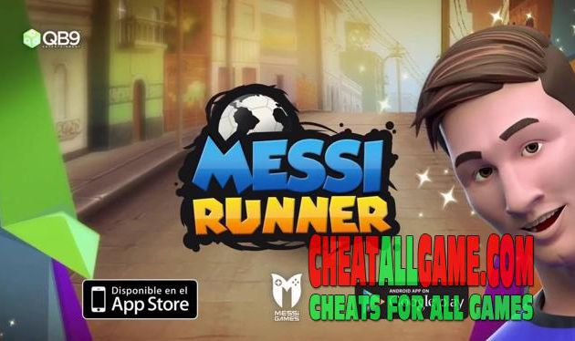 Messi Runner World Tour Hack 2019, The Best Hack Tool To Get Free Gems