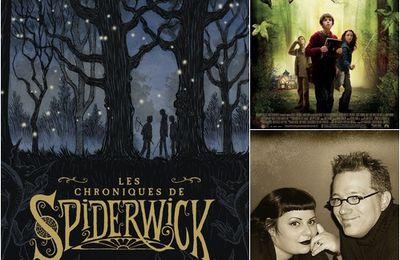 Les Chroniques de Spiderwick (l'intégrale) de Tony DiTerlizzi & Holly Black