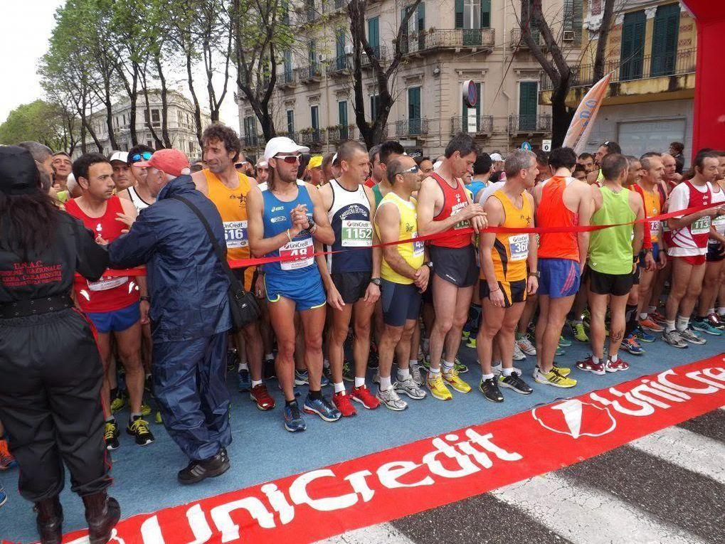 Messina Marathon 2016 (8^ ed.) - 7° Trofeo UniCredit. Numeri da record e pronti allo start