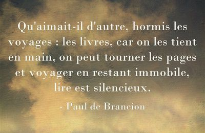 Fulguration - Paul de Brancion