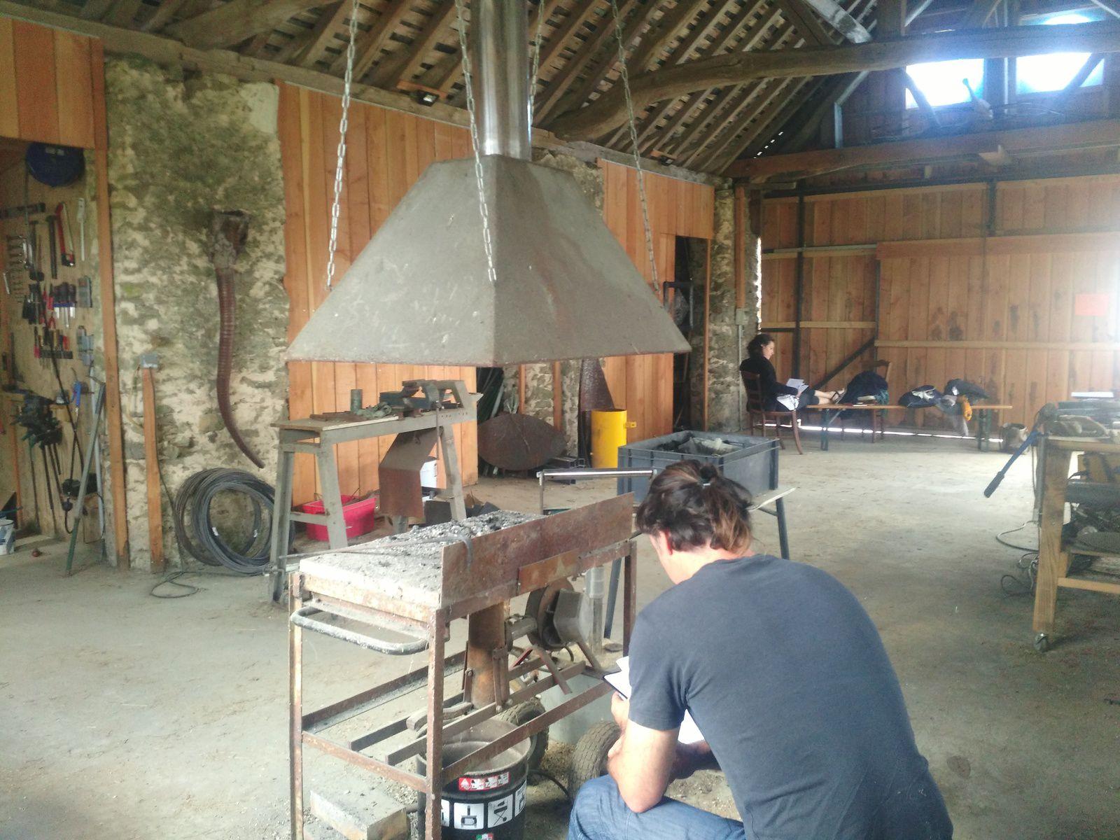 Atelier du 8 mai chez Thierry Beaupère - place aux textes des participants. (1)