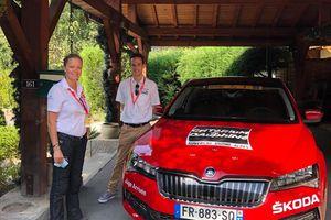 VCS 2020: ITW Céline Rutler, juge au 72e Critérium du Dauphiné