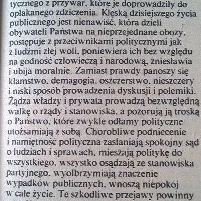 Kiedy PiS przestanie niszczyć Polskę ?