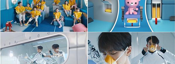 Korean Air dévoile une nouvelle vidéo de consignes de sécurité