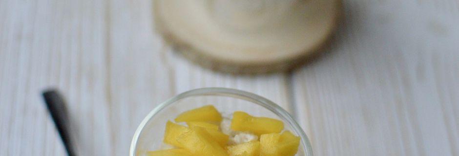 Perles du Japon Noix de Coco - Mangue