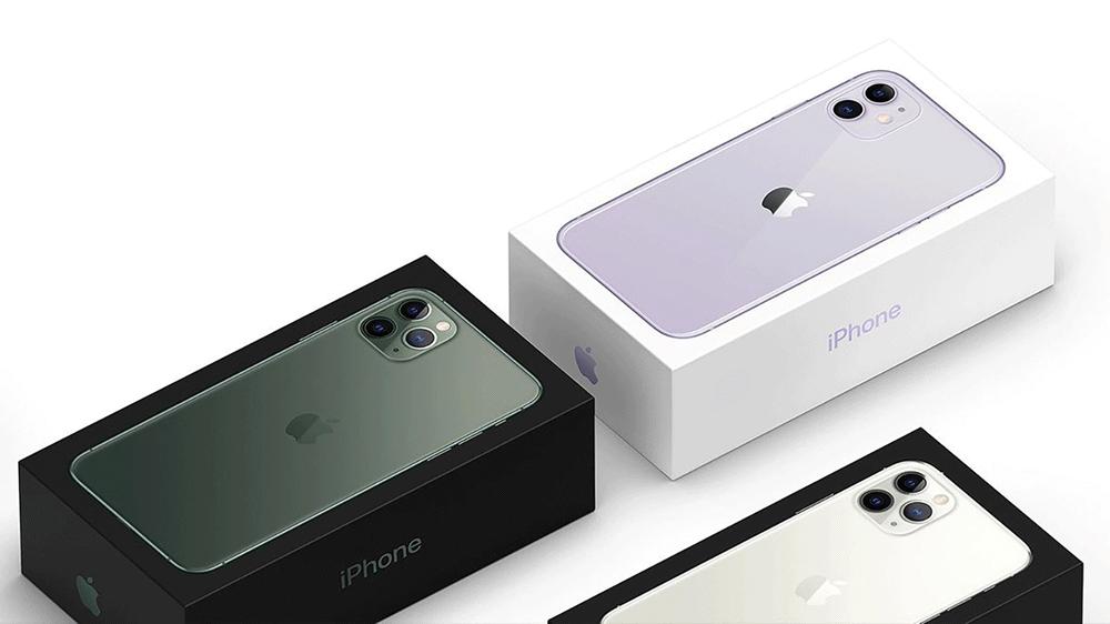 Les iPhone 12 fournis sans chargeur