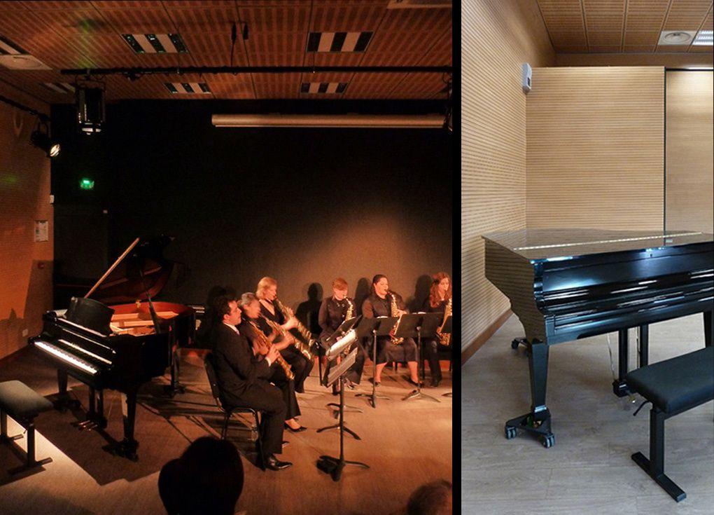Album - Conservatoire de musique à Herblay