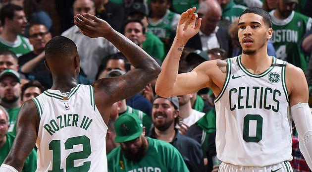 Boston donne une leçon aux Sixers dans le Game 1 du second tour des Playoffs !