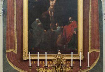 IL EST BON DE SE METTRE A GENOUX DEVANT LA CROIX DU CHRIST