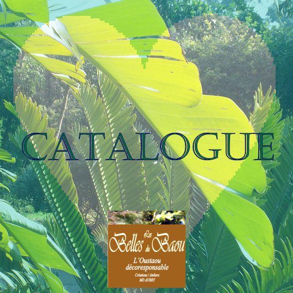 catalogue des créations et animations Les Belles du Baou