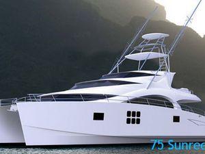 Les catamarans à moteur, nouvel eldorado des multicoques ?