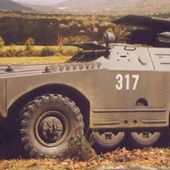 BRDM-1 - Encyclopedie des armes