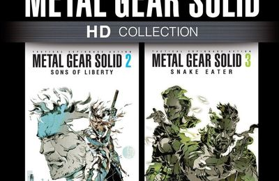 [Test] Metal Gear Solid HD Collection (PS Vita)