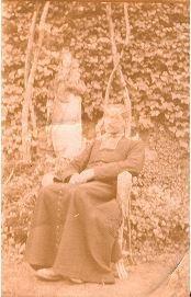 La photo mentionnée dans la lettre.