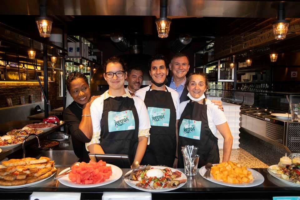 Fête des restaurants à Aulnay-sous-Bois