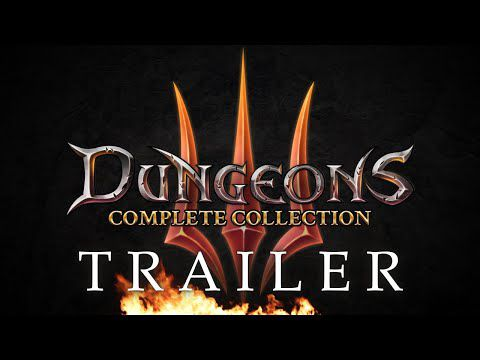 [ACTUALITE] Dungeons 3 Complete Collection - Maintenant disponible