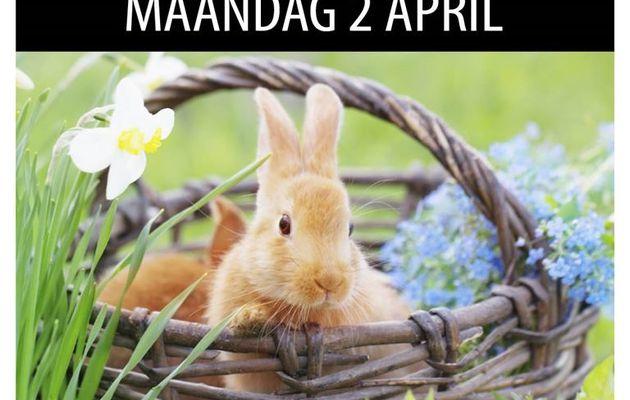 L'instant néerlandais du jour (2018_04_02): Paasmaandag