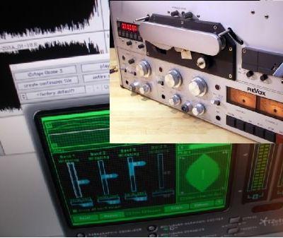 Prestations de restauration sonore