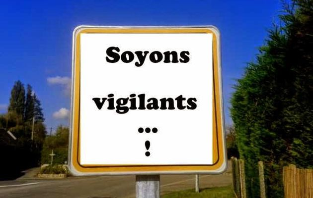 1Th 5, 1-6 Soyons vigilants ...