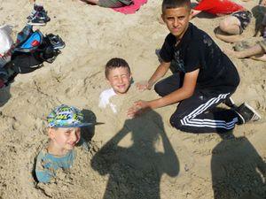 Camping Merlimont: la semaine (28/07-01/08/2014)