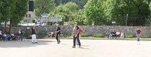Saint André les Alpes, éliminatoire doublette FFPJP