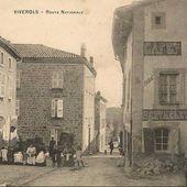 Viverols d'autrefois - L'Auvergne Vue par Papou Poustache