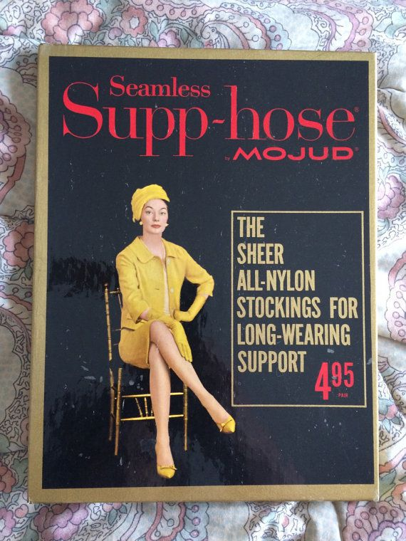 MOJUD SUPP-HOSE nylon stockings